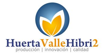 logotipo de HUERTA VALLE HIBRI2 SL